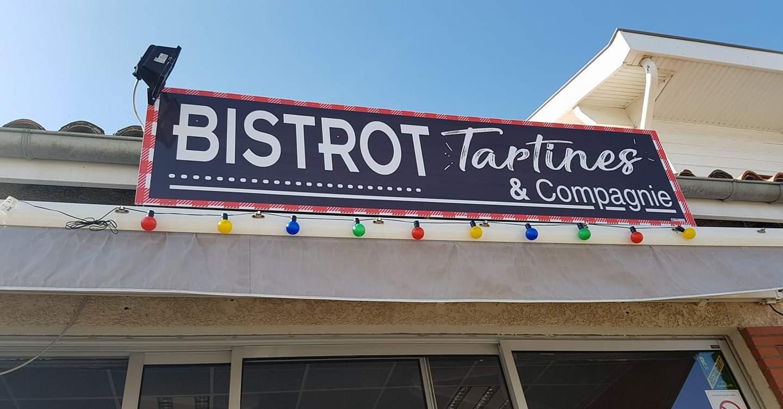 Bistrot Tartines et Compagnie